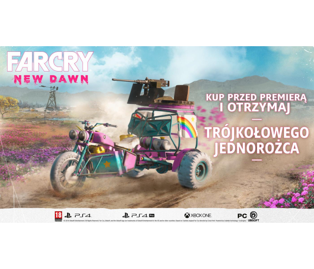 Xbox Far Cry New Dawn  - 473924 - zdjęcie 2