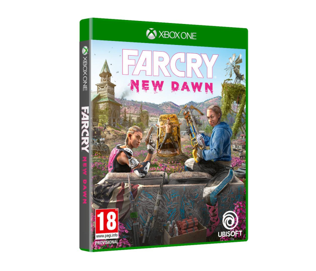 Xbox Far Cry New Dawn  - 473924 - zdjęcie