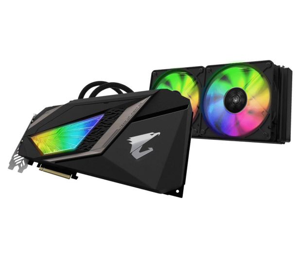 Gigabyte GeForce RTX 2080Ti XTREME WATERFORCE 11GB GDDR6  - 473312 - zdjęcie 2