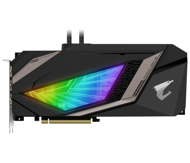 Gigabyte GeForce RTX 2080Ti XTREME WATERFORCE 11GB GDDR6  - 473312 - zdjęcie 3