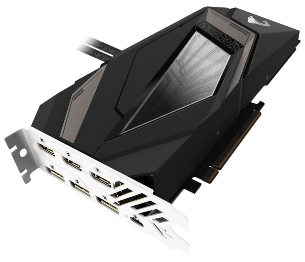 Gigabyte GeForce RTX 2080Ti XTREME WATERFORCE 11GB GDDR6  - 473312 - zdjęcie 5