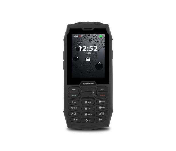 myPhone HAMMER 4 czarny - 456377 - zdjęcie 2
