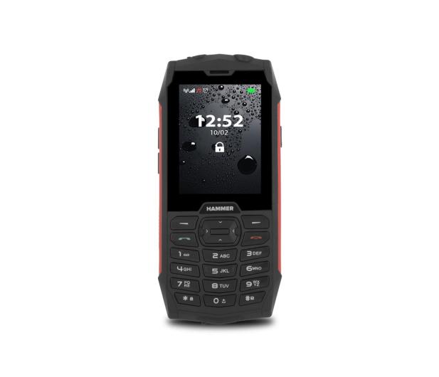 myPhone HAMMER 4 czerwony  - 456378 - zdjęcie 2