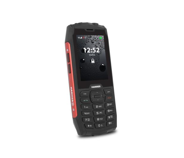 myPhone HAMMER 4 czerwony  - 456378 - zdjęcie 4
