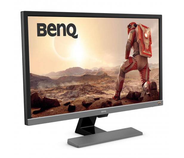 BenQ EL2870U czarny 4K HDR - 415202 - zdjęcie 3