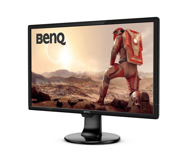 BenQ GL2460BH czarny  - 450737 - zdjęcie 2