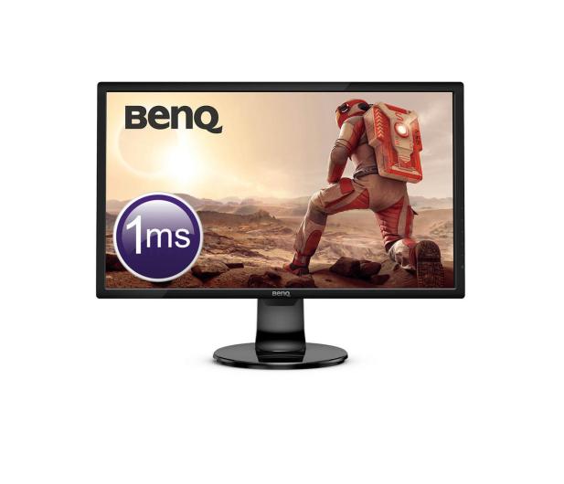BenQ GL2460BH czarny  - 450737 - zdjęcie
