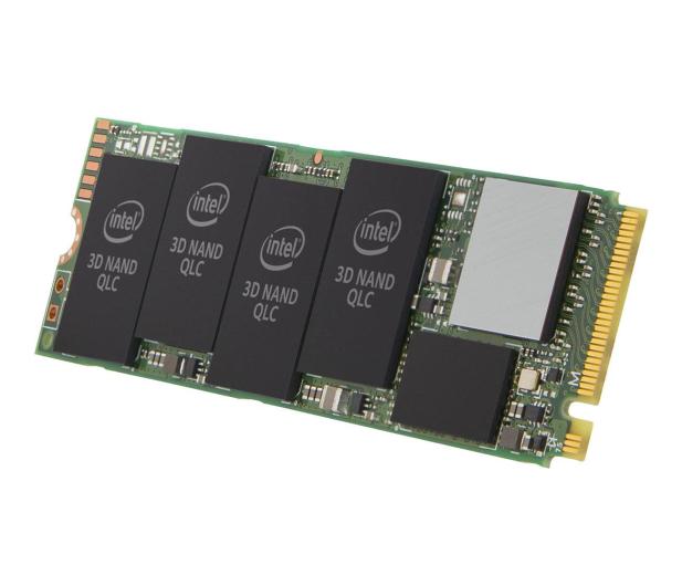 Intel 512GB M.2 PCIe NVMe 660p Series - 474062 - zdjęcie 3