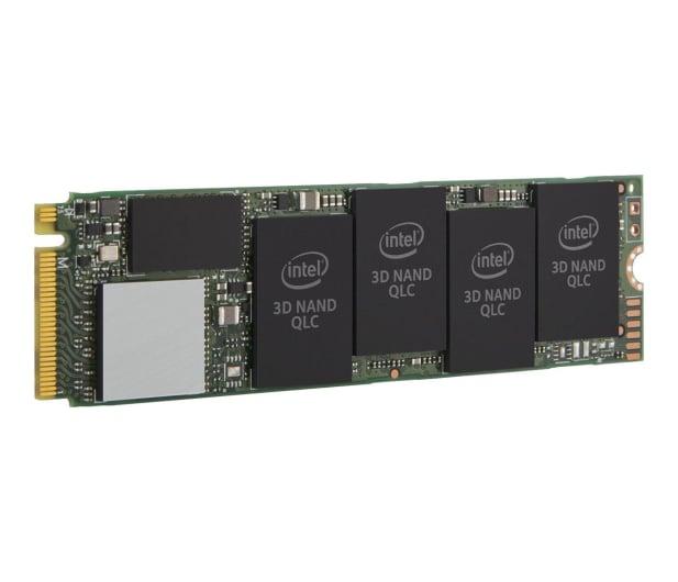 Intel 512GB M.2 PCIe NVMe 660p Series - 474062 - zdjęcie 2