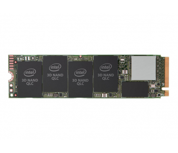 Intel 2TB M.2 PCIe NVMe 660p Series - 474067 - zdjęcie