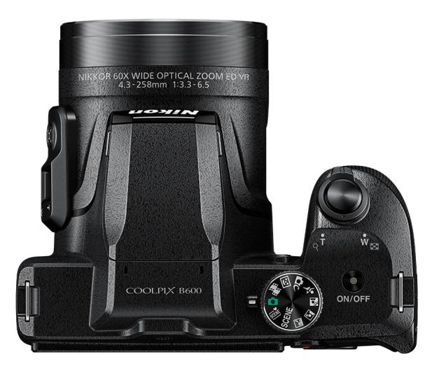 Nikon Coolpix B600 czarny - 474124 - zdjęcie 2