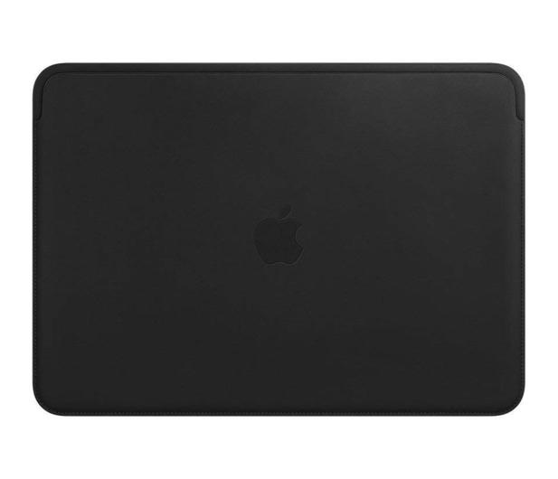 """Apple Skórzany futerał na MacBook Pro   Air 13"""" czarny - 473070 - zdjęcie"""