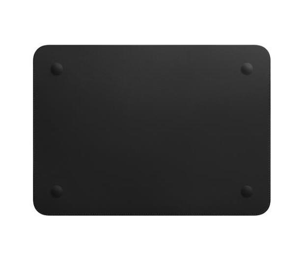 """Apple Skórzany futerał na MacBook Pro   Air 13"""" czarny - 473070 - zdjęcie 2"""