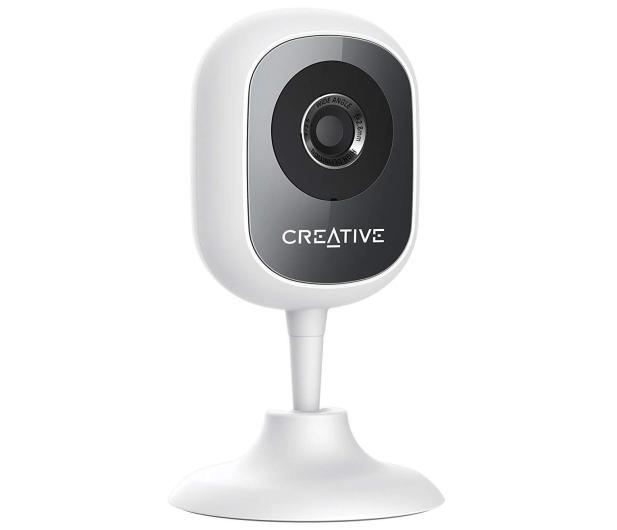Creative Live! Cam IP HD 720P WiFi LED IR (dzień/noc)biała - 474438 - zdjęcie 2
