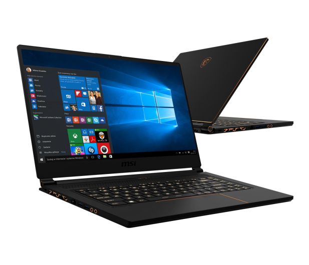 MSI GS65 i7-8750H/16GB/256/Win10 RTX2060 144Hz - 474452 - zdjęcie