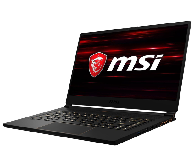 MSI GS65 i7-8750H/16GB/256/Win10 RTX2060 144Hz - 474452 - zdjęcie 2