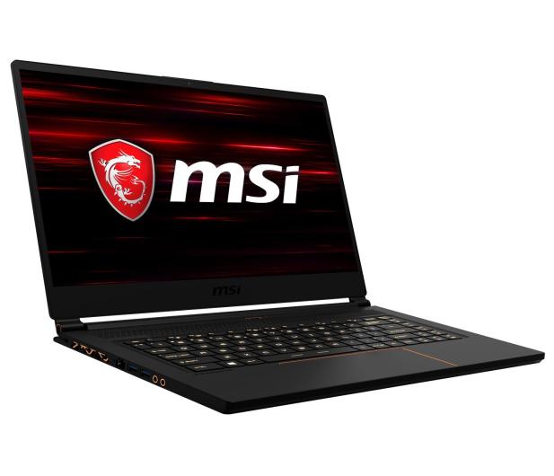 MSI GS65 i7-8750H/16GB/512/Win10 RTX2070 144Hz  - 474454 - zdjęcie 4