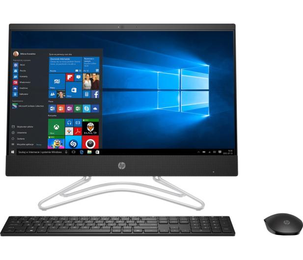 HP 24 AiO i5-8250U/8GB/480/Win10 MX110 IPS Black  - 475617 - zdjęcie 3