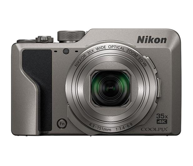Nikon Coolpix A1000 srebrny - 474123 - zdjęcie