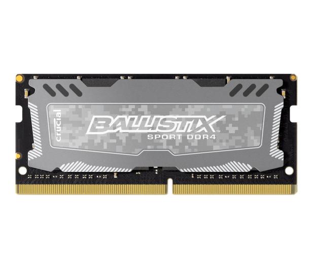 Crucial 8GB 2400MHz Ballistix Sport LT CL16 1.2V  - 474522 - zdjęcie