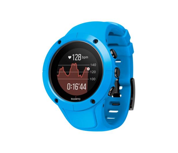 Suunto Spartan Trainer Wrist HR niebieski - 469726 - zdjęcie