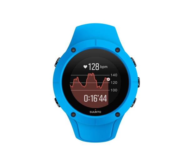 Suunto Spartan Trainer Wrist HR niebieski - 469726 - zdjęcie 2