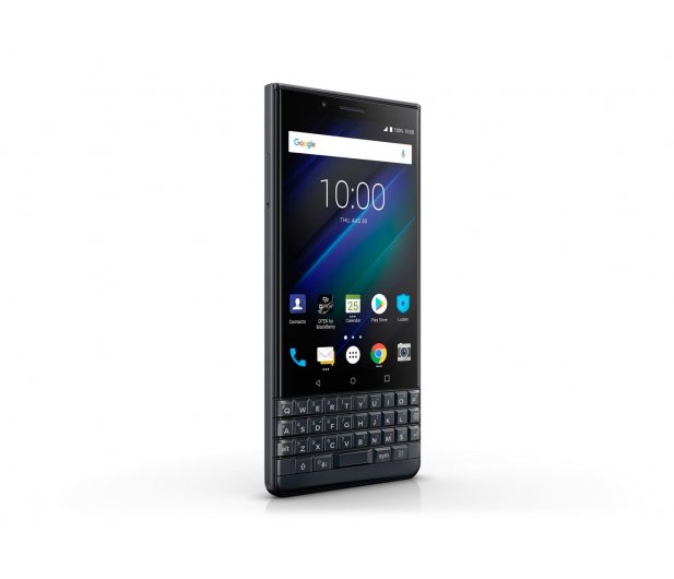BlackBerry KEY2 LE 464GB Dual SIM granatowy