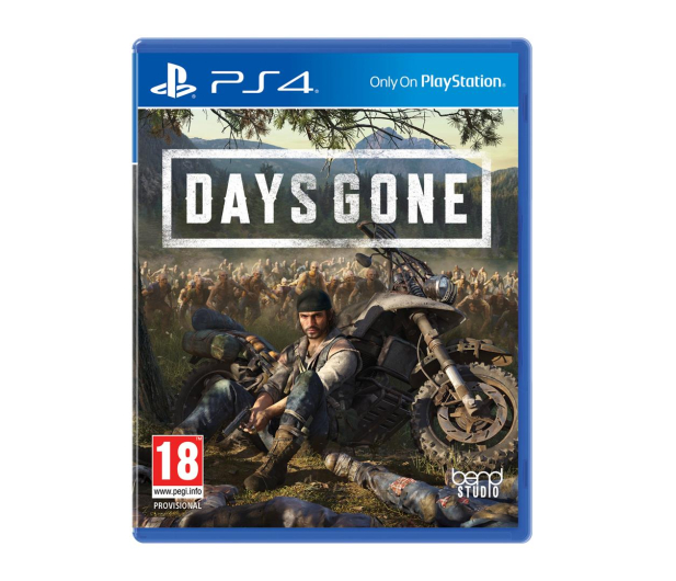 Sony God of War + Days Gone - 494302 - zdjęcie 3