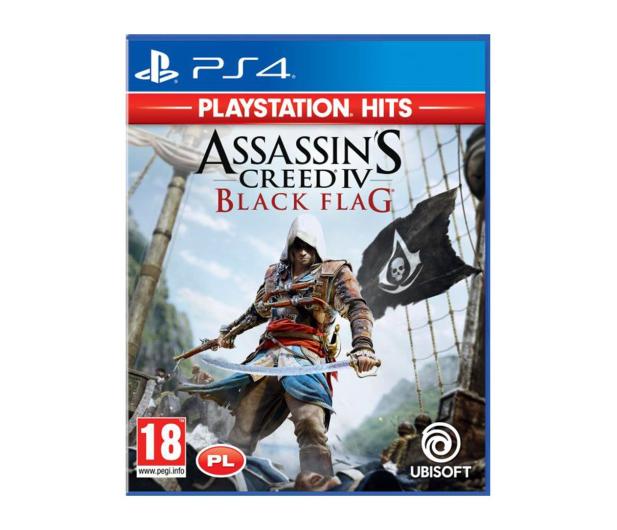 CENEGA Assassin's Creed IV Black Flag PLAYSTATION HITS - 439255 - zdjęcie