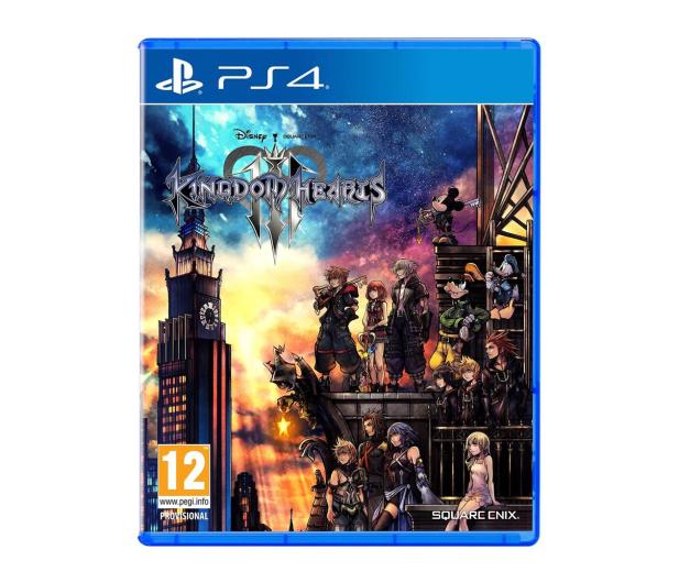 Square Enix Kingdom Hearts III - 471582 - zdjęcie