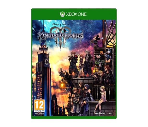 Xbox Kingdom Hearts III - 471583 - zdjęcie
