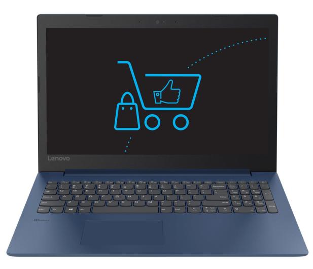 Lenovo Ideapad 330-15 i3-8130U/8GB/1TB Niebieski - 490631 - zdjęcie 2