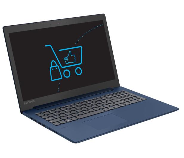 Lenovo Ideapad 330-15 i3-8130U/12GB/1TB Niebieski - 490632 - zdjęcie 10