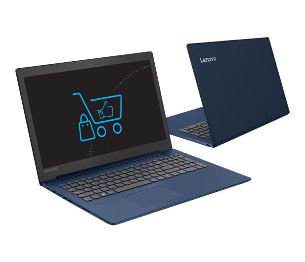 Lenovo Ideapad 330-15 i3-8130U/8GB/1TB Niebieski - 490631 - zdjęcie