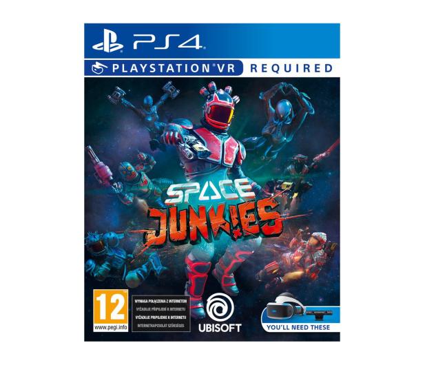 CENEGA Space Junkies - 475100 - zdjęcie