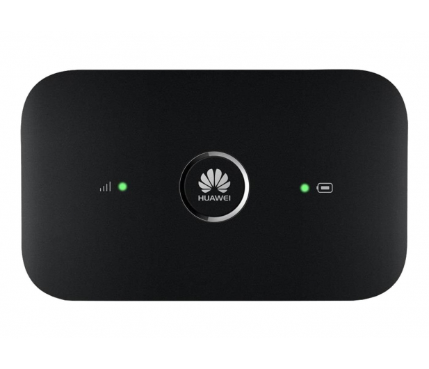 Huawei E5573Cs WiFi b/g/n 3G/4G (LTE) 150Mbps czarny - 366800 - zdjęcie