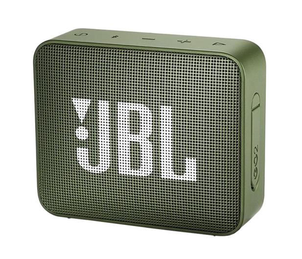 JBL GO 2 Zielony - 427966 - zdjęcie
