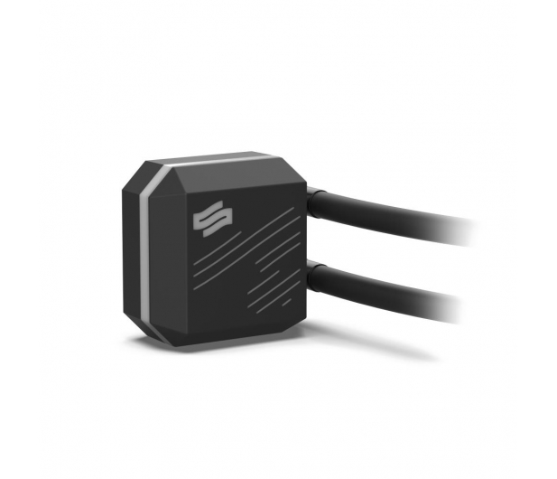 SilentiumPC Navis RGB 240 2x120mm - 473108 - zdjęcie 4