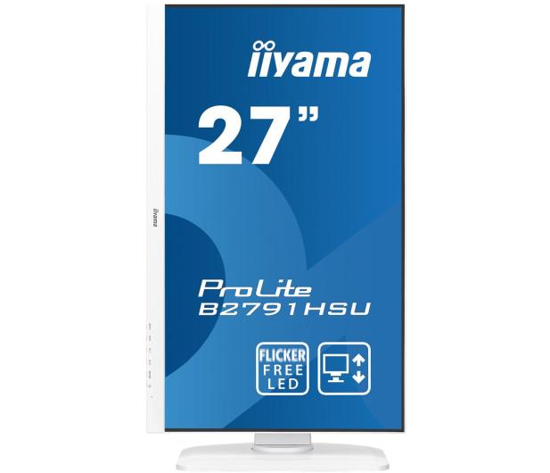 iiyama B2791HSU biały - 474788 - zdjęcie 4