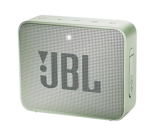 JBL GO 2 Miętowy - 427969 - zdjęcie