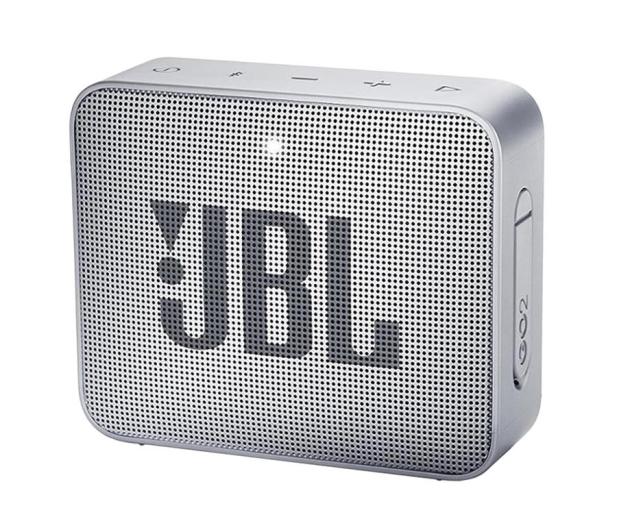 JBL GO 2 Szary - 427967 - zdjęcie
