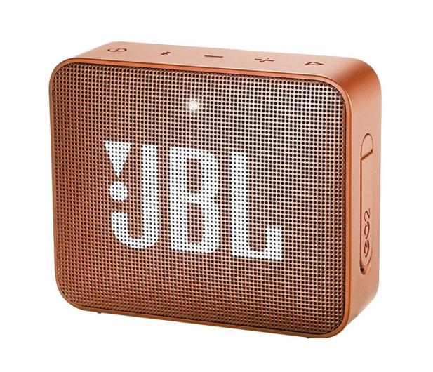 JBL GO 2 Pomarańczowy - 427973 - zdjęcie