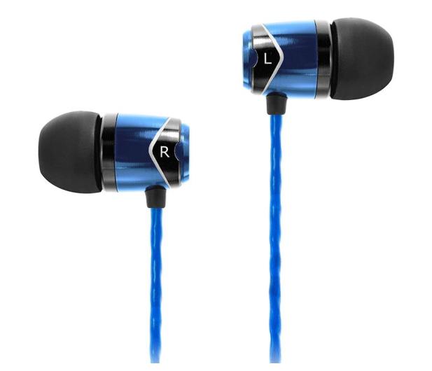 SoundMagic E10 Black-Blue - 203559 - zdjęcie