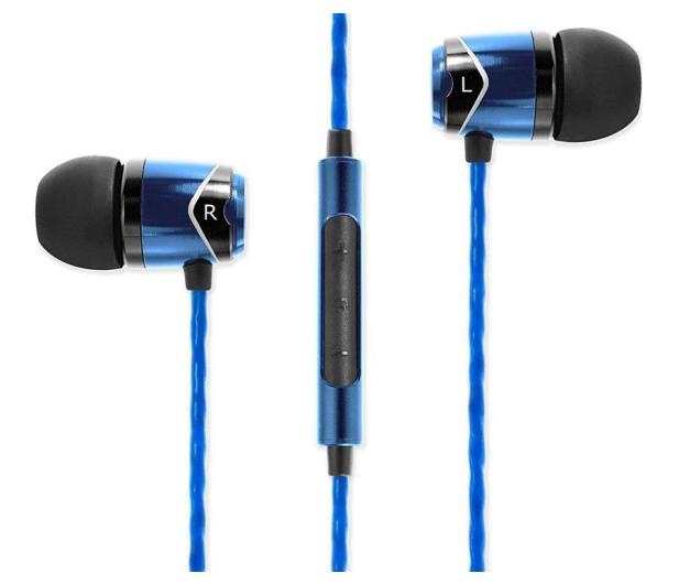 SoundMagic E10C Black-Blue - 370552 - zdjęcie