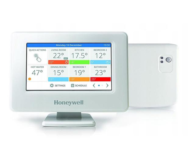 Honeywell Evohome zestaw sterowania strefowego - 466757 - zdjęcie