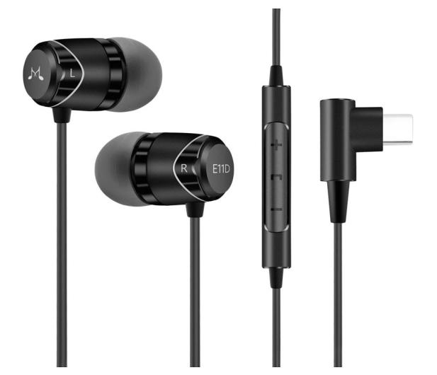 SoundMagic E11D Black USB-C - 471955 - zdjęcie