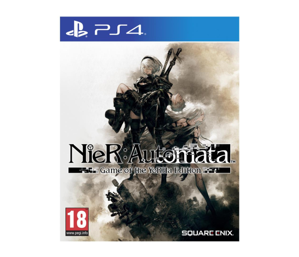 Square Enix NieR: Automata Game of the Yorha Edition - 475649 - zdjęcie