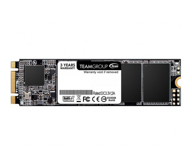 Team Group 512GB M.2 SATA SSD MS30  - 474619 - zdjęcie