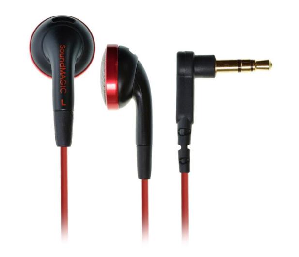 SoundMagic EP30 Red - 370625 - zdjęcie