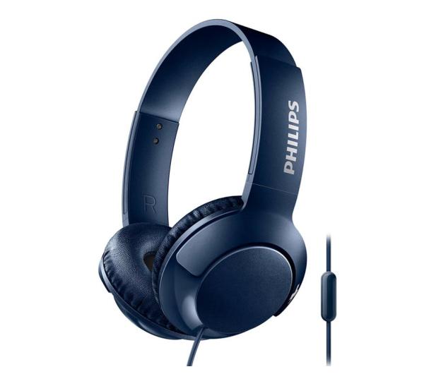 Philips SHL3075BL Niebieskie - 406744 - zdjęcie
